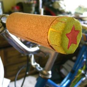custom handlebar grips