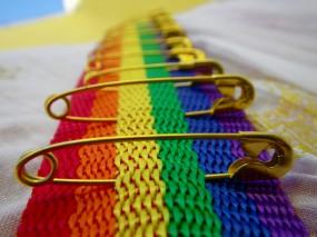 sewing bandolier pin detail