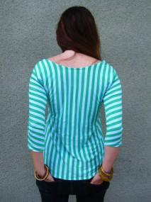 aloe shirt from behind