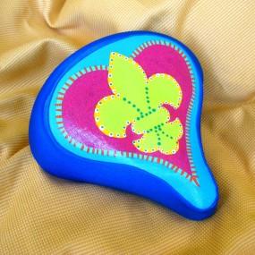 Fleur de love seat cover