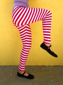 peppermint leggings