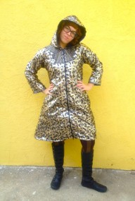 gold coat
