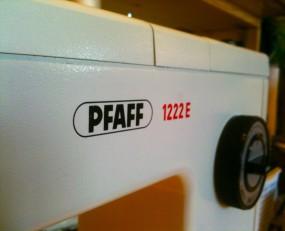 Pfaff 1222 e