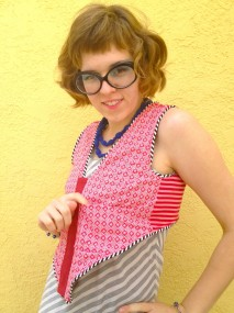 Daniella gypsy vest