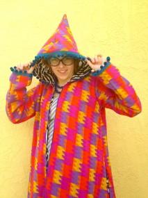 Mystic Jigsaw coat