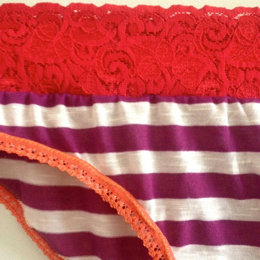 happy panties, made by Julianne