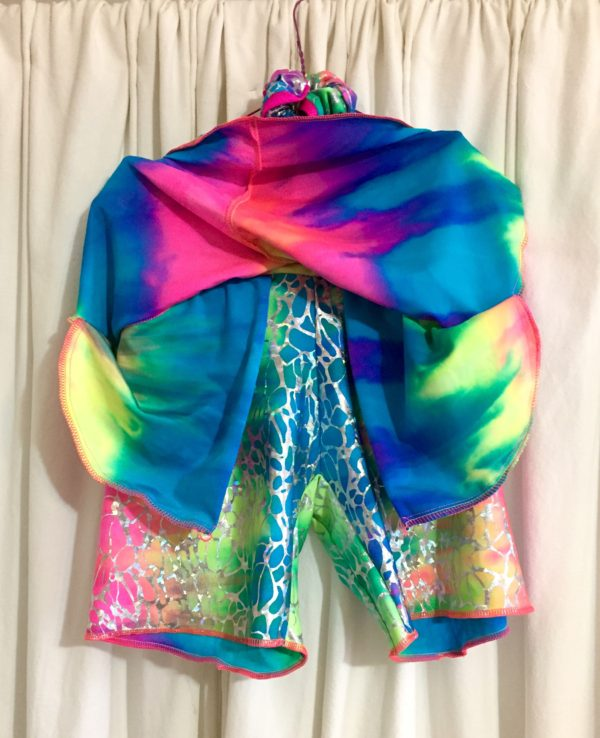 Lisa Frank party set