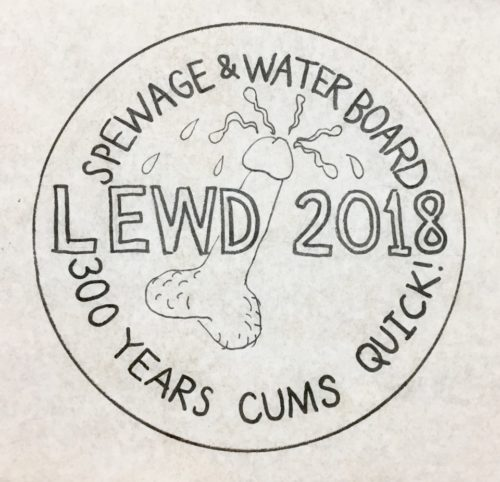 LEWD 2018, made by Julianne Lagniappe